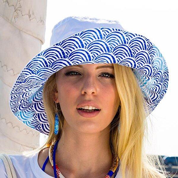 Picture of  Biggdesign AnemosS White Woman's Hat