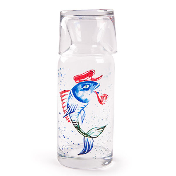 Picture of BiggDesign AnemoSS Ship Boy Fish Carafe