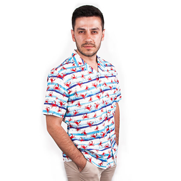 Picture of  Biggdesign AnemosS Crab Male Shirt