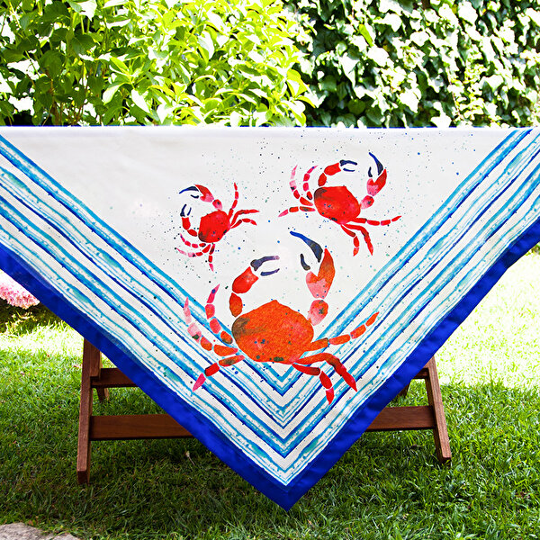Picture of  Biggdesign AnemosS Crab Tablecloth