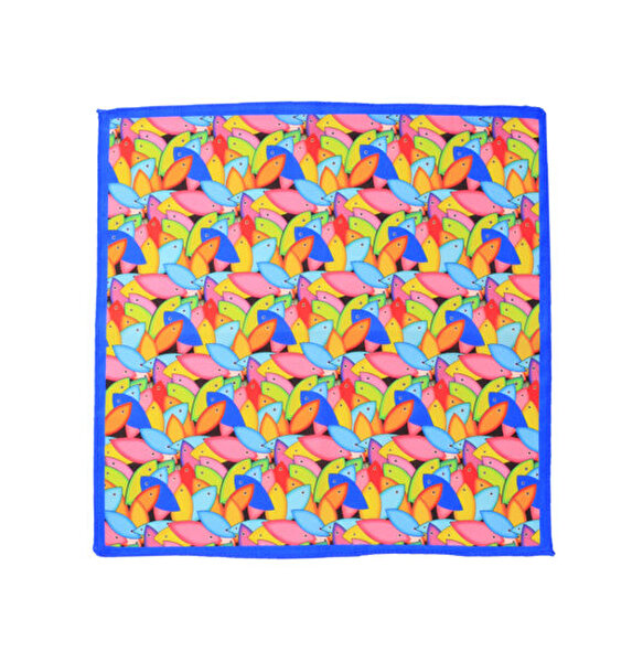 Picture of BiggDesign Fertility Fish Handkerchief
