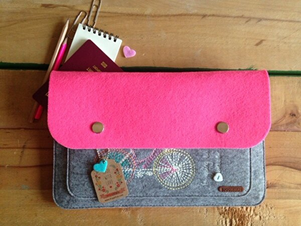 Picture of BiggDesign Bicycle Felt Bag