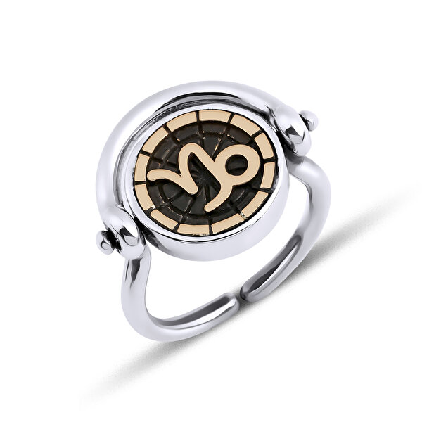 Picture of BiggDesign Horoscope Ring, Capricorn
