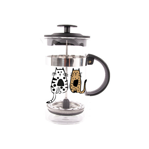 Picture of  Biggdesign Cats in Istanbul French Press 350 Ml