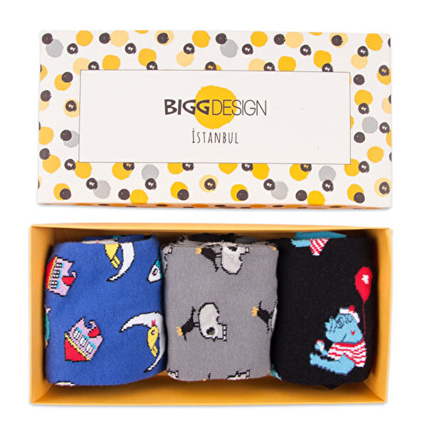 Picture of  Biggdesign Man Socks Set
