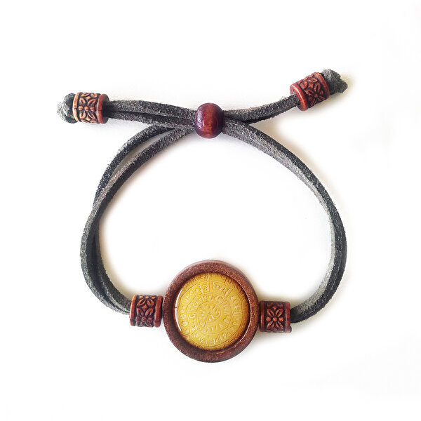 Picture of BiggDesign Hittite Patterned Bracelet