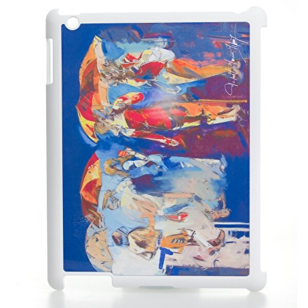 Picture of BiggDesign WHITE IPAD COVER 09