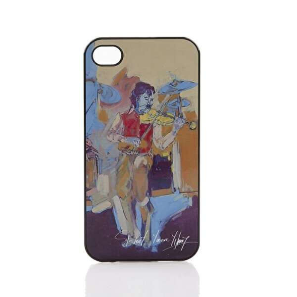 Picture of BiggDesign iPhone 5 Black Cover The Violinists