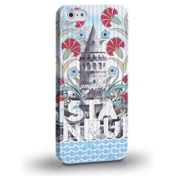 Picture of BiggDesign Istanbul iPhone 4 / 4S Cover