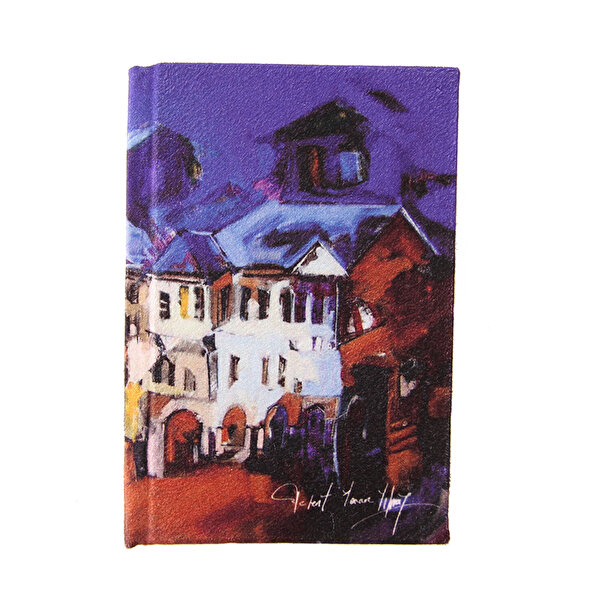 Picture of BiggDesign Dark Street Notebook 9x14