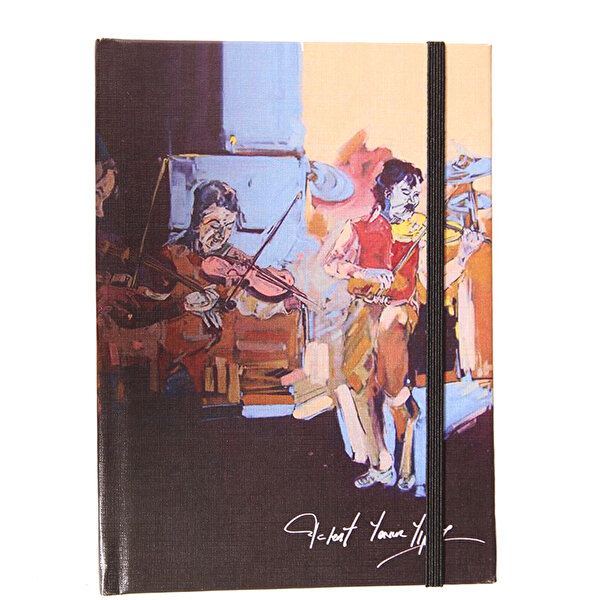 Picture of BiggDesign Violinists Notebook 14x20