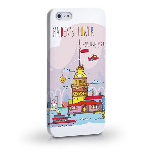 Picture of BiggDesign Maiden's Tower iPhone 5 / 5S Cover