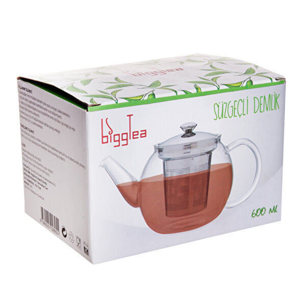 Picture of  Biggdesign Cookie Man Teapot