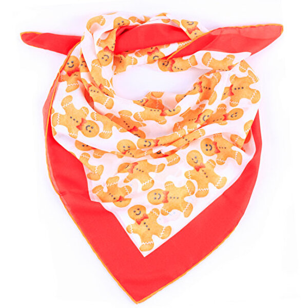 Picture of BiggDesign Gingerbread Scarf