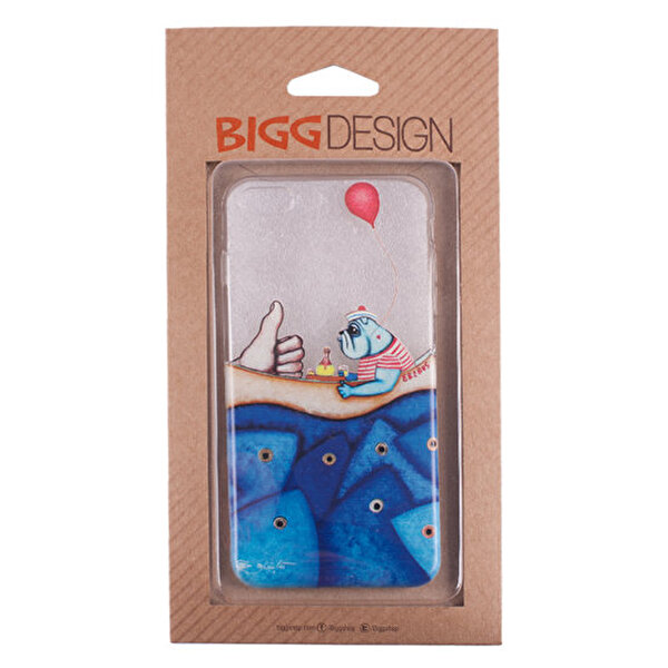 Picture of BiggDesign Mr. Allright iPhone Cover