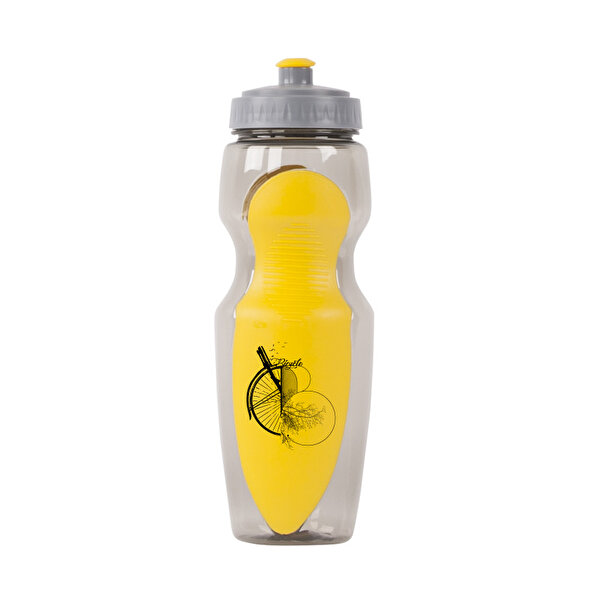 Picture of   BiggDesign Nature Tritan Bottle Yellow by Aysu Bekar