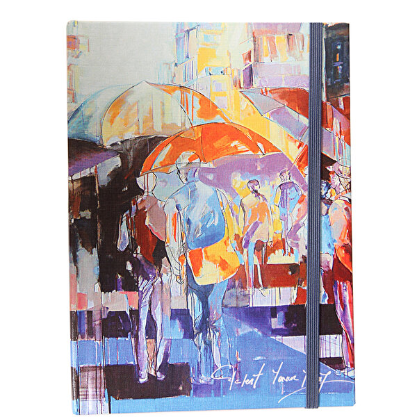 Picture of BiggDesign Umbrellas Notebook 14x20