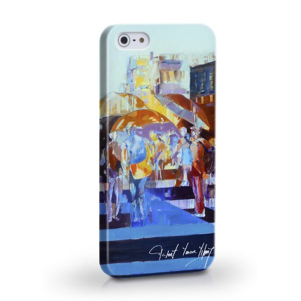 Picture of BiggDesign Umbrellas iPhone 5 / 5S Cover
