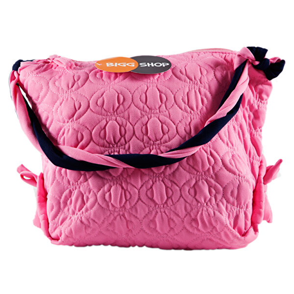 Picture of Biggfashion Pink Shoulder Bag