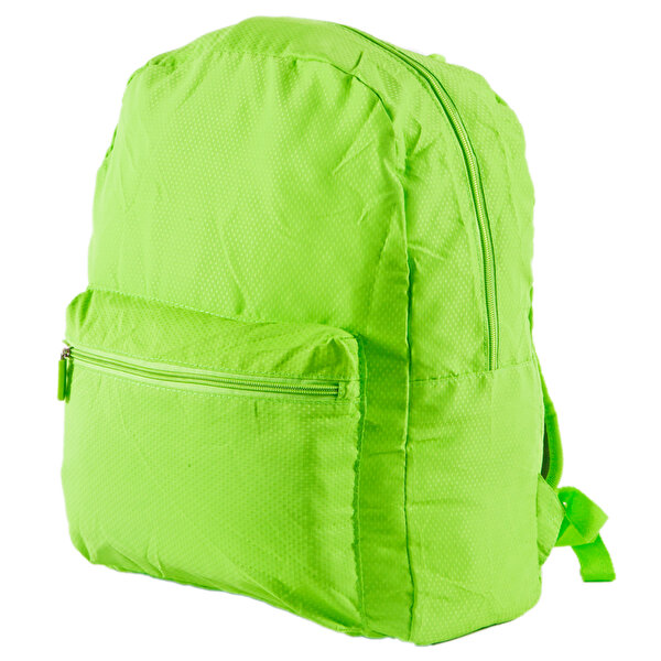 Picture of BIGGFASHION Green Foldable Backpack