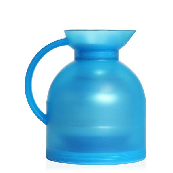 Picture of BIGGMUG 118094 Blue Thermos 1L