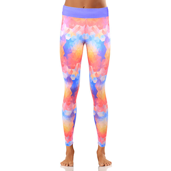 Picture of BiggYoga Aura Tights - Size - S