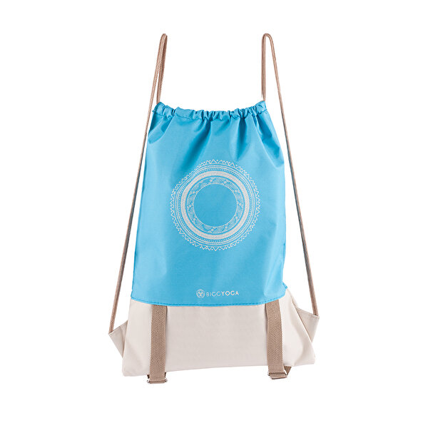 Picture of BiggYoga Chakra Drawstring Backpack