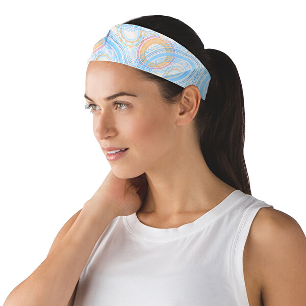 Picture of BiggYoga Chakra Headband