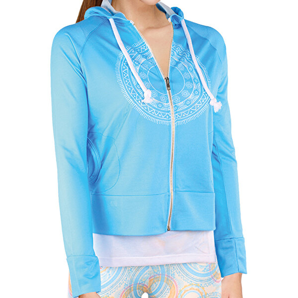 Picture of BiggYoga Chakra Sweatshirt - Size - S
