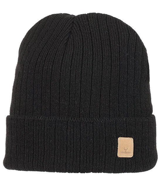 Picture of  Dorin Beanie Man Hat Black