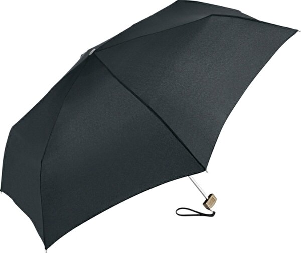 Picture of FARE 5060-11460 Slimlite ® Super -flat Mini Umbrella Black