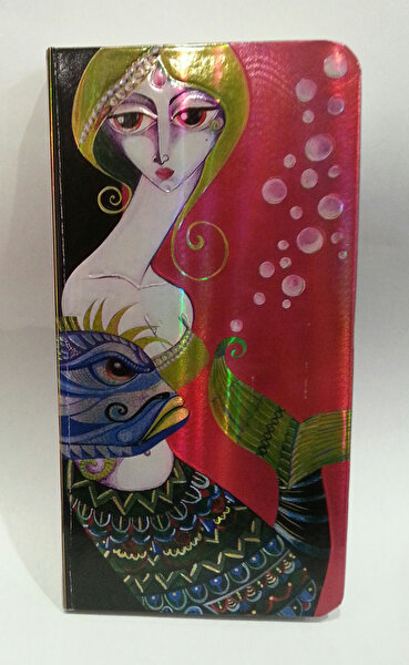 Picture of Monatitti Mermaid Red Notebook