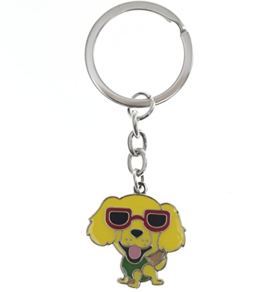 Picture of Nektar B228763 Cool Dog Keychain