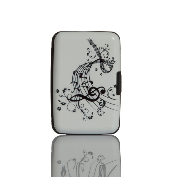 Picture of Nektar Bhac13 treble Clef Business Card Holder