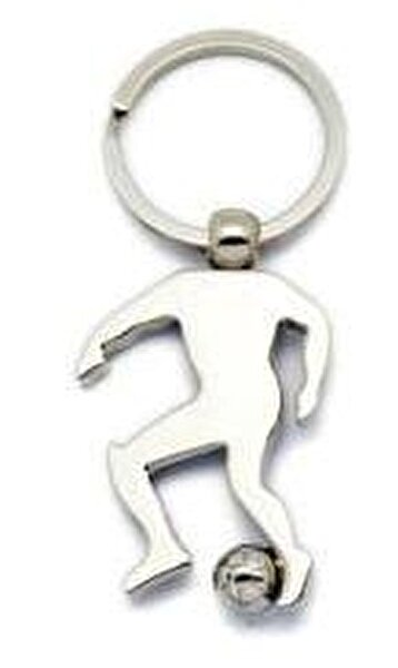 Picture of Nektar D005267 Soccer Player Keychain
