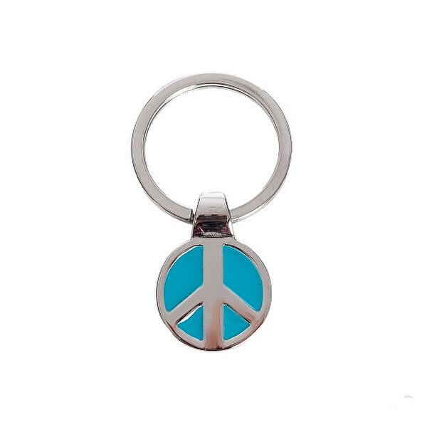 Picture of Nektar J03-502 Peace Metal Keychain