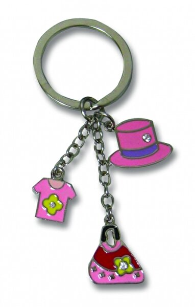 Picture of Nektar Kh575 Shopping Time Metal Keychain