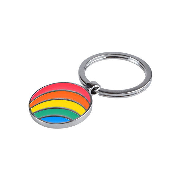 Picture of NEKTAR Nekj03 -601 Colorful Metal Keychain