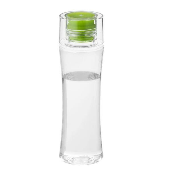 Picture of PF CONCEPT 10029000 Brighton Black Lid Water Bottle