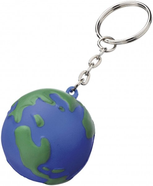 Picture of PF CONCEPT 10214100 World Shaped Keychain
