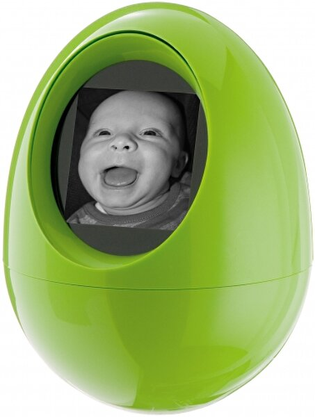 Picture of PF CONCEPT 11216802 Egg Shaped Digital Photo Frame