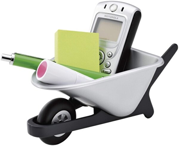 Picture of PF CONCEPT Tu -Shaped Phone 12330700 Wheel Hand Trolley