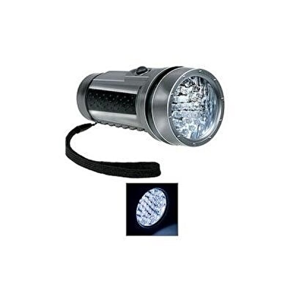 Picture of PROTRADE 75775sw -dominal Metis 37 LED Flashlight