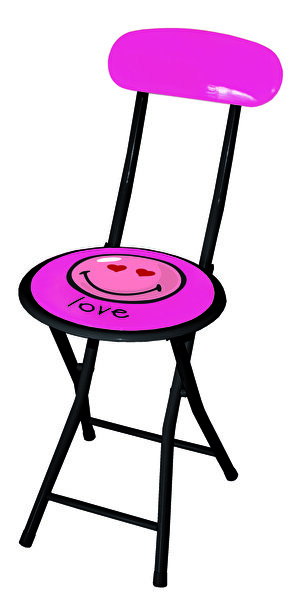 Picture of INCIDENCE Pink Chair