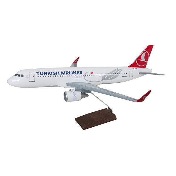 Picture of TK Collection A320 Neo 1/60 Model Plane
