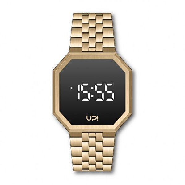 Picture of Upwatch Edge Gold Unisex Wrist Watch