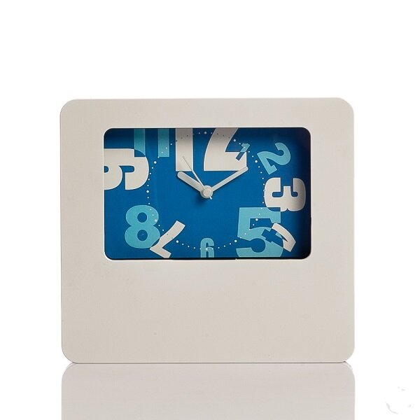Picture of XOOM Eg6406a -898 Blue Desk Clock