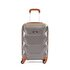 Picture of  Baggaj V318 ABS Medium Size Suitcase - Gray