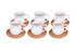 Picture of  Bambum Torby - Set of 6 Coffee Cups