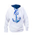Picture of BiggDesign AnemoSS Anchor Men's Sweatshirt - Size Large, designed by Turkish artist